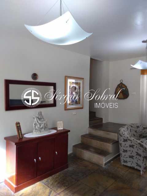 0003 - Casa à venda Rua do Queimado,Bento Ribeiro, Rio de Janeiro - R$ 450.000 - SSCA40001 - 4