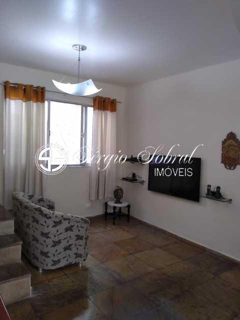 0004 - Casa à venda Rua do Queimado,Bento Ribeiro, Rio de Janeiro - R$ 450.000 - SSCA40001 - 5