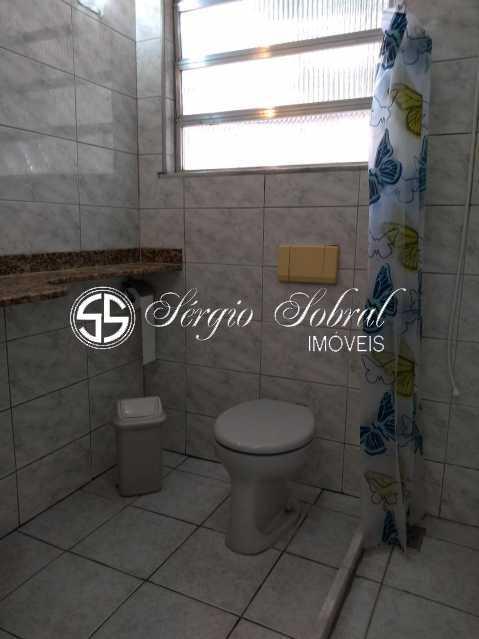 0013 - Casa à venda Rua do Queimado,Bento Ribeiro, Rio de Janeiro - R$ 450.000 - SSCA40001 - 14