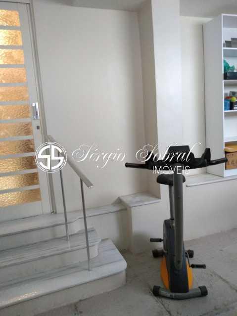 0018 - Casa à venda Rua do Queimado,Bento Ribeiro, Rio de Janeiro - R$ 450.000 - SSCA40001 - 19