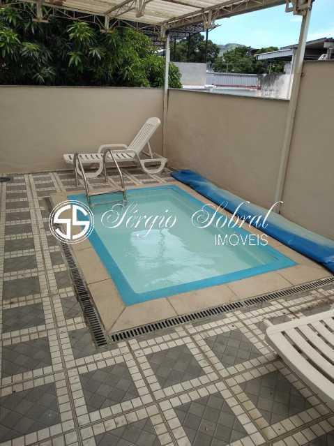 0020 - Casa à venda Rua do Queimado,Bento Ribeiro, Rio de Janeiro - R$ 450.000 - SSCA40001 - 21