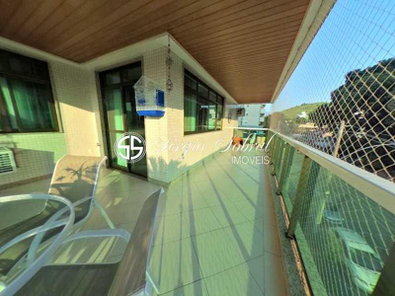 04 - Apartamento à venda Rua Ouro Branco,Vila Valqueire, Rio de Janeiro - R$ 1.100.000 - SSAP30010 - 3