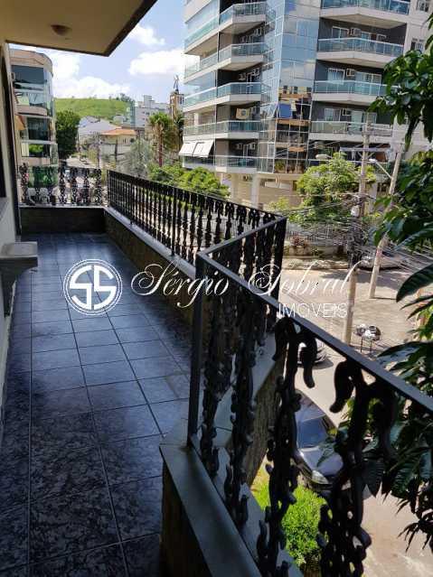 0001 - Apartamento à venda Rua da Divina Misericórdia,Vila Valqueire, Rio de Janeiro - R$ 790.000 - SSAP30012 - 1