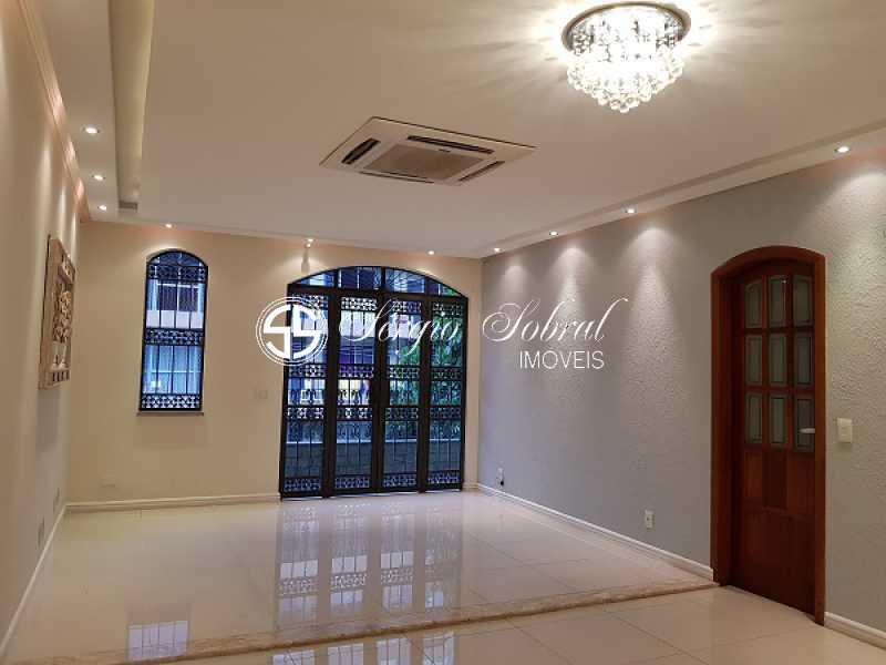 0002 - Apartamento à venda Rua da Divina Misericórdia,Vila Valqueire, Rio de Janeiro - R$ 790.000 - SSAP30012 - 3
