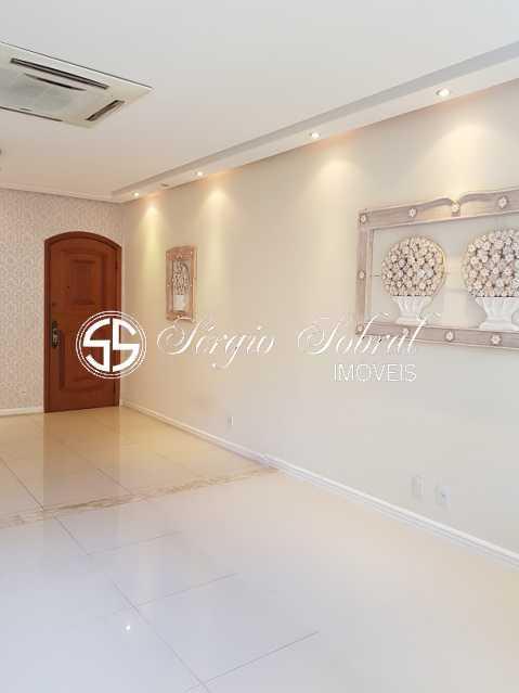 0003 - Apartamento à venda Rua da Divina Misericórdia,Vila Valqueire, Rio de Janeiro - R$ 790.000 - SSAP30012 - 4