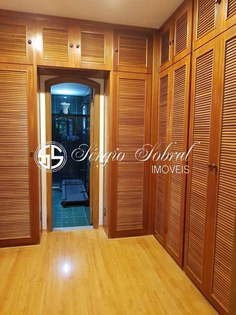 0005 - Apartamento à venda Rua da Divina Misericórdia,Vila Valqueire, Rio de Janeiro - R$ 790.000 - SSAP30012 - 6
