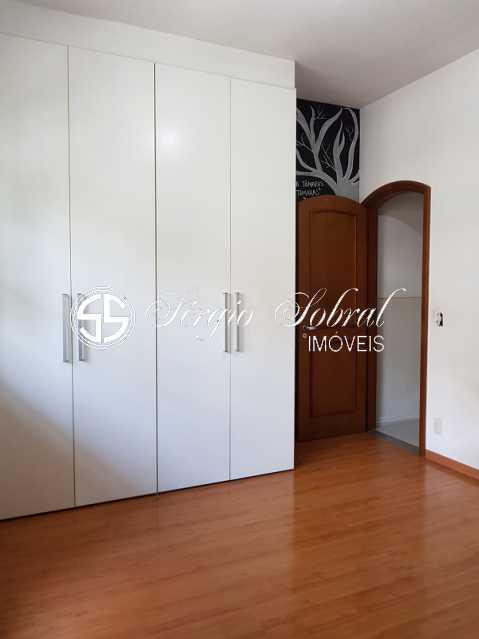 0010 - Apartamento à venda Rua da Divina Misericórdia,Vila Valqueire, Rio de Janeiro - R$ 790.000 - SSAP30012 - 11