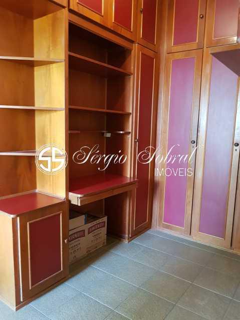0011 - Apartamento à venda Rua da Divina Misericórdia,Vila Valqueire, Rio de Janeiro - R$ 790.000 - SSAP30012 - 12