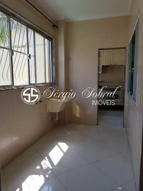 0015 - Apartamento à venda Rua da Divina Misericórdia,Vila Valqueire, Rio de Janeiro - R$ 790.000 - SSAP30012 - 16