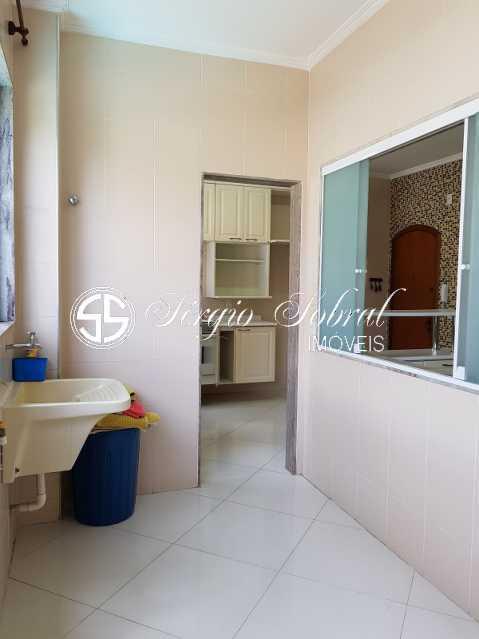 00016 - Apartamento à venda Rua da Divina Misericórdia,Vila Valqueire, Rio de Janeiro - R$ 790.000 - SSAP30012 - 17