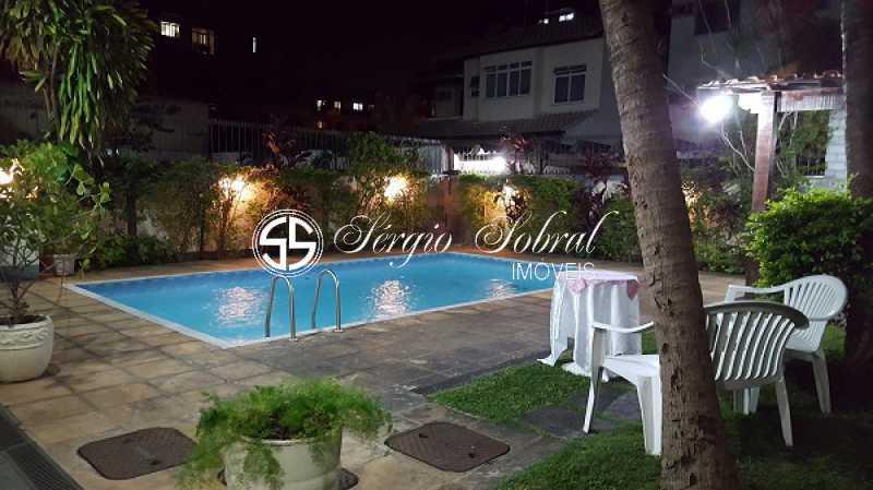 0019 - Apartamento à venda Rua da Divina Misericórdia,Vila Valqueire, Rio de Janeiro - R$ 790.000 - SSAP30012 - 20