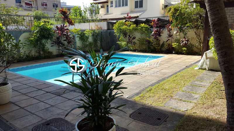 0020 - Apartamento à venda Rua da Divina Misericórdia,Vila Valqueire, Rio de Janeiro - R$ 790.000 - SSAP30012 - 21
