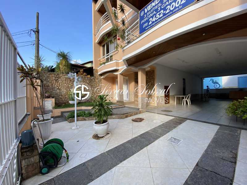 20210601_181312856_iOS - Casa em Condomínio à venda Rua Arci de Farias,Vila Valqueire, Rio de Janeiro - R$ 1.500.000 - SSCN30006 - 3