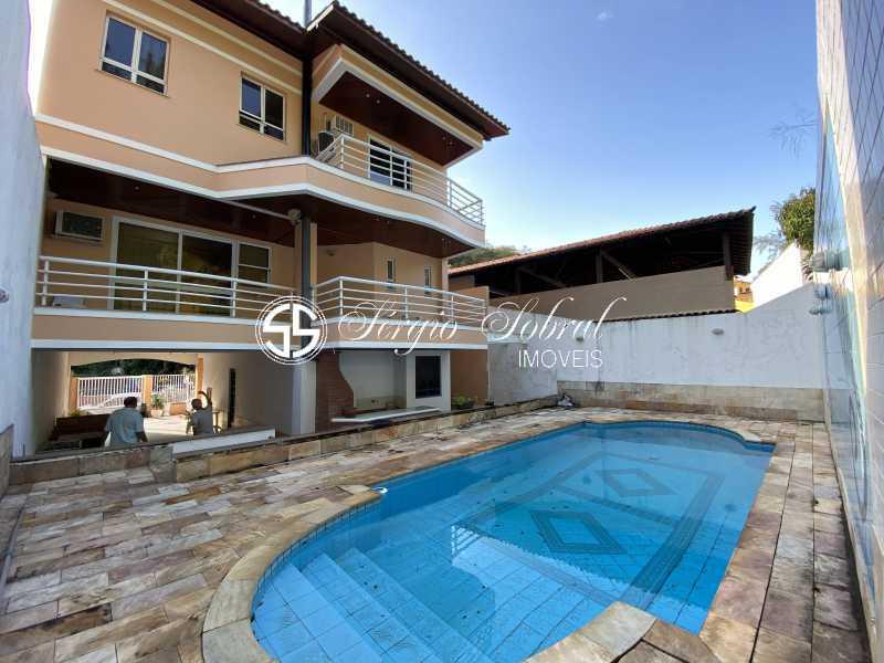 20210601_181556870_iOS - Casa em Condomínio à venda Rua Arci de Farias,Vila Valqueire, Rio de Janeiro - R$ 1.500.000 - SSCN30006 - 4
