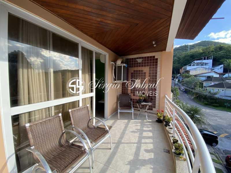 20210601_182952568_iOS - Casa em Condomínio à venda Rua Arci de Farias,Vila Valqueire, Rio de Janeiro - R$ 1.500.000 - SSCN30006 - 11