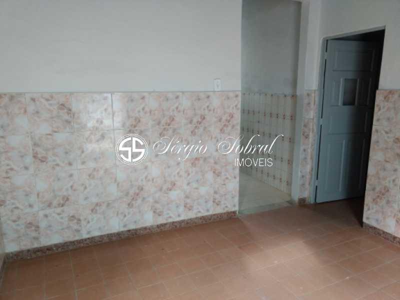 IMG_20180809_091149902 - Casa de Vila para alugar Rua Marina,Bento Ribeiro, Rio de Janeiro - R$ 462 - SSCV10002 - 1