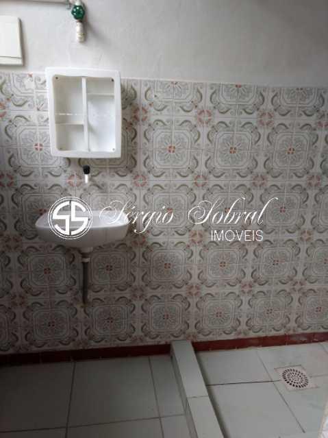 IMG_20180809_091209843 - Casa de Vila para alugar Rua Marina,Bento Ribeiro, Rio de Janeiro - R$ 462 - SSCV10002 - 4