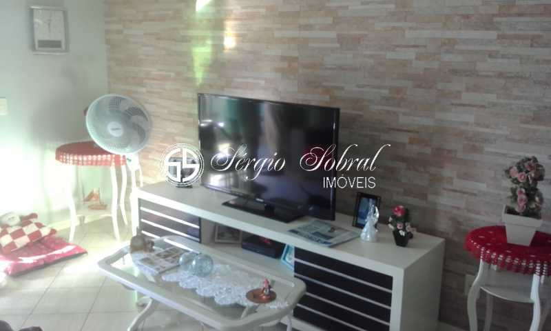 0003 - Cobertura à venda Rua Evaristo de Morais,Vila Valqueire, Rio de Janeiro - R$ 1.150.000 - SSCO40001 - 4