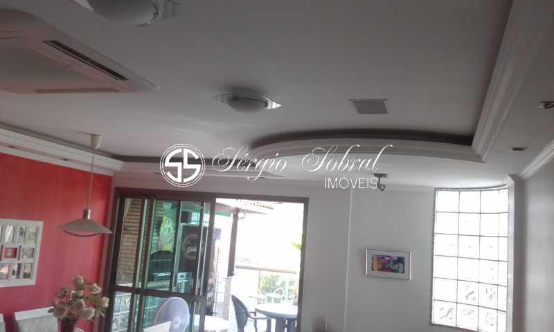 0004 - Cobertura à venda Rua Evaristo de Morais,Vila Valqueire, Rio de Janeiro - R$ 1.150.000 - SSCO40001 - 5