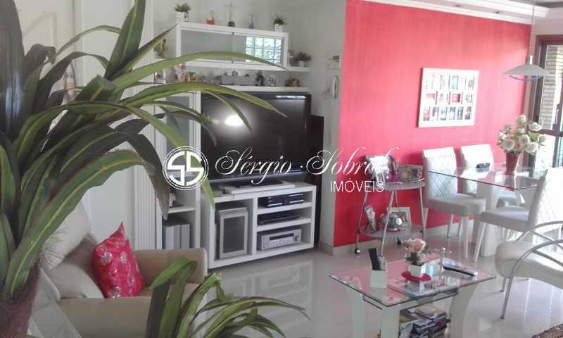 0005 - Cobertura à venda Rua Evaristo de Morais,Vila Valqueire, Rio de Janeiro - R$ 1.150.000 - SSCO40001 - 6