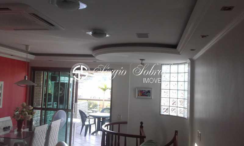 0006 - Cobertura à venda Rua Evaristo de Morais,Vila Valqueire, Rio de Janeiro - R$ 1.150.000 - SSCO40001 - 7