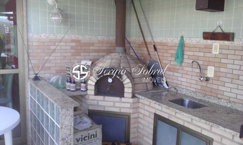 0012 - Cobertura à venda Rua Evaristo de Morais,Vila Valqueire, Rio de Janeiro - R$ 1.150.000 - SSCO40001 - 13