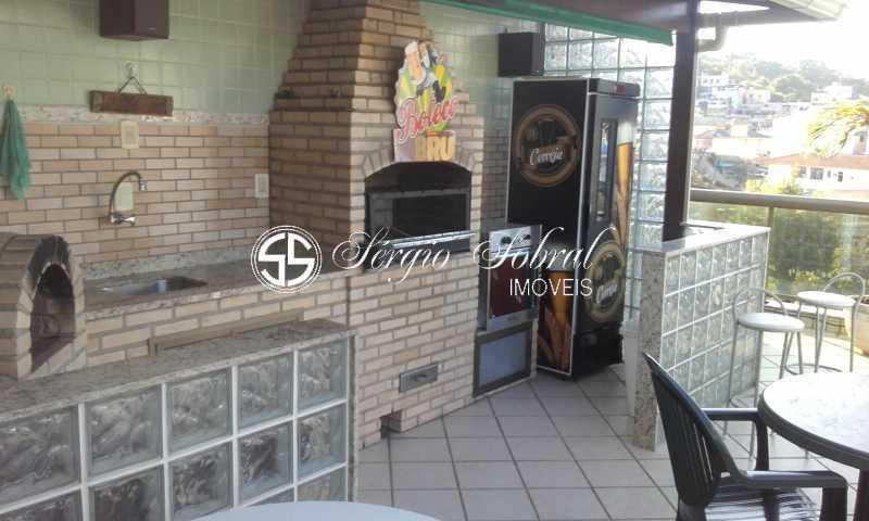 0013 - Cobertura à venda Rua Evaristo de Morais,Vila Valqueire, Rio de Janeiro - R$ 1.150.000 - SSCO40001 - 14