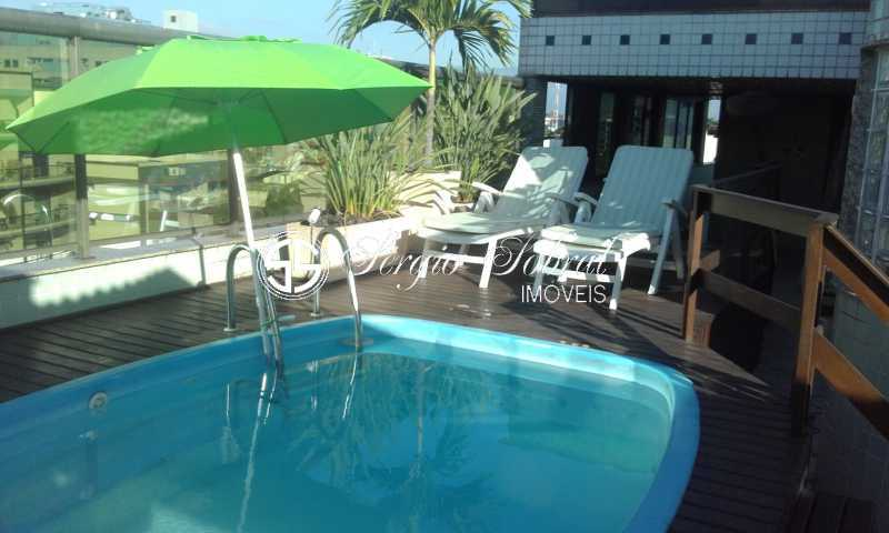 0017 - Cobertura à venda Rua Evaristo de Morais,Vila Valqueire, Rio de Janeiro - R$ 1.150.000 - SSCO40001 - 18