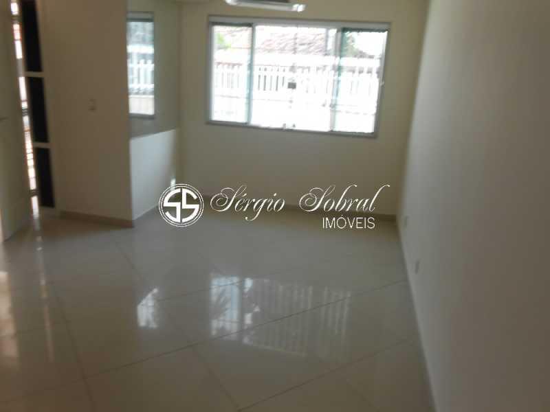0005 - Casa em Condomínio à venda Rua Capim Branco,Vila Valqueire, Rio de Janeiro - R$ 850.000 - SSCN20002 - 4