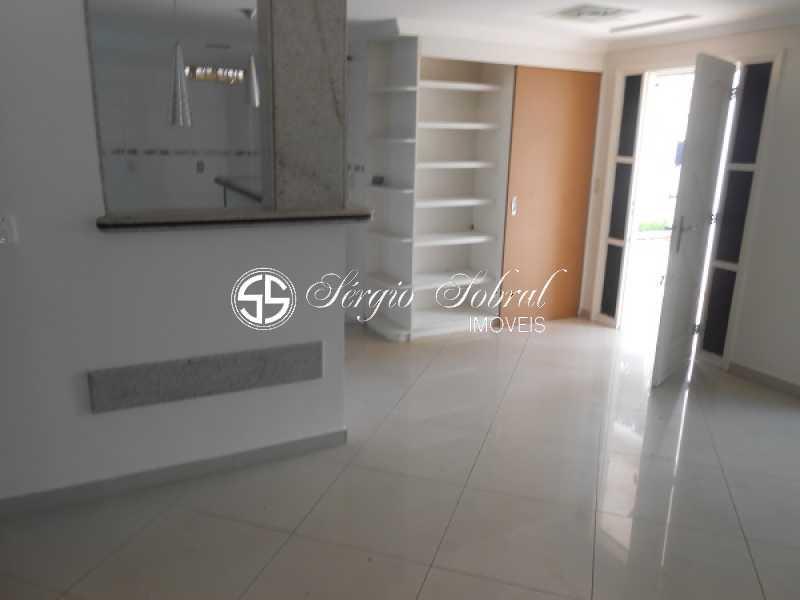 0006 - Casa em Condomínio à venda Rua Capim Branco,Vila Valqueire, Rio de Janeiro - R$ 850.000 - SSCN20002 - 1