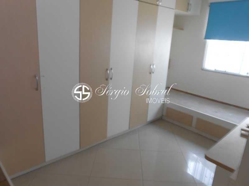 0007 - Casa em Condomínio à venda Rua Capim Branco,Vila Valqueire, Rio de Janeiro - R$ 850.000 - SSCN20002 - 5