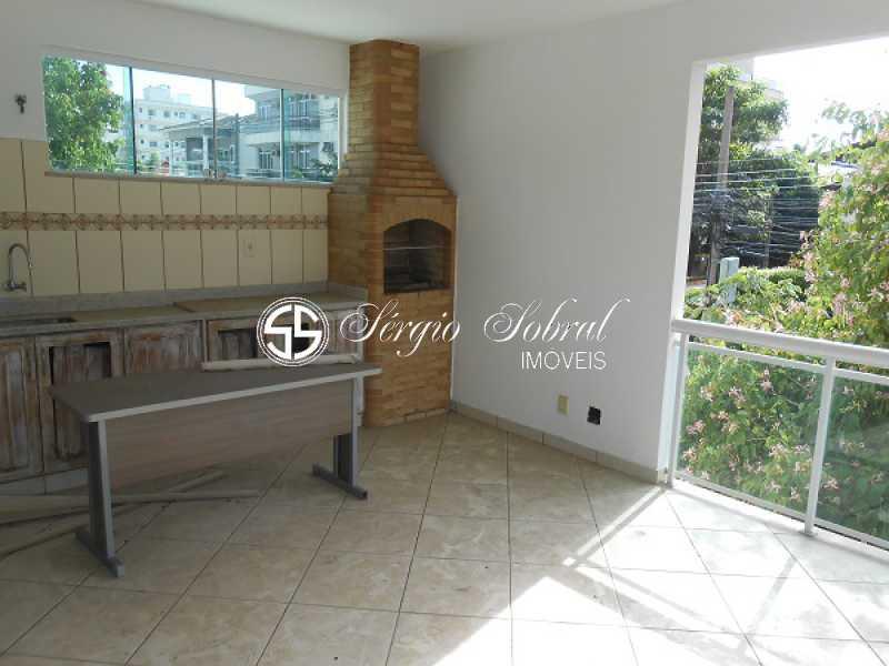 0017 - Casa em Condomínio à venda Rua Capim Branco,Vila Valqueire, Rio de Janeiro - R$ 850.000 - SSCN20002 - 15