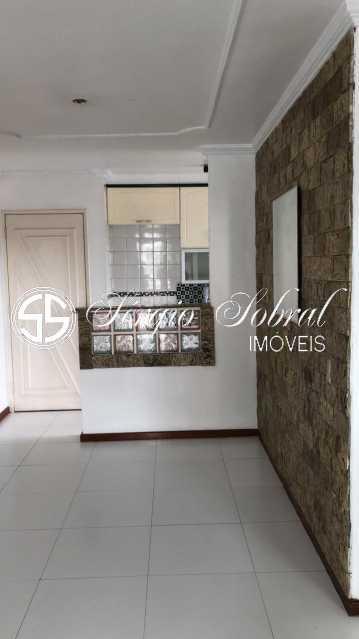 WhatsApp Image 2020-04-08 at 0 - Apartamento para alugar Rua Comendador Pinto,Campinho, Rio de Janeiro - R$ 930 - SSAP20004 - 1