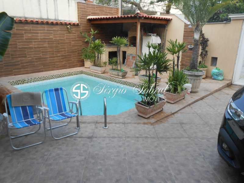 0001 - Casa em Condomínio à venda Rua Capim Branco,Vila Valqueire, Rio de Janeiro - R$ 1.300.000 - SSCN50001 - 1