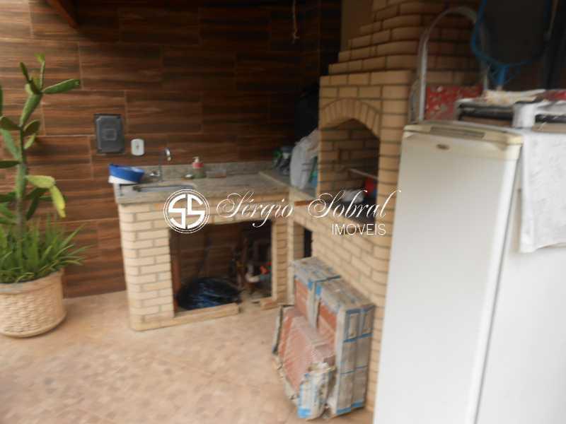 0002 - Casa em Condomínio à venda Rua Capim Branco,Vila Valqueire, Rio de Janeiro - R$ 1.300.000 - SSCN50001 - 3