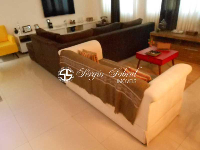 0004 - Casa em Condomínio à venda Rua Capim Branco,Vila Valqueire, Rio de Janeiro - R$ 1.300.000 - SSCN50001 - 5