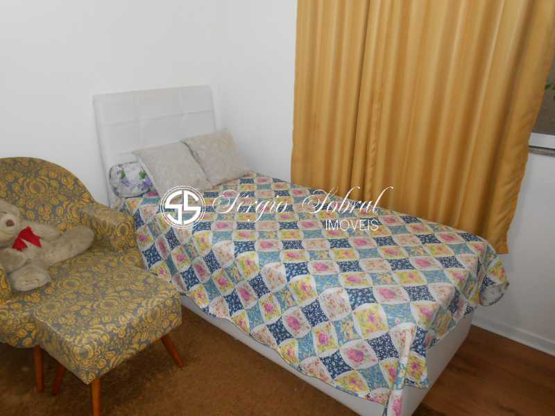 0008 - Casa em Condomínio à venda Rua Capim Branco,Vila Valqueire, Rio de Janeiro - R$ 1.300.000 - SSCN50001 - 9