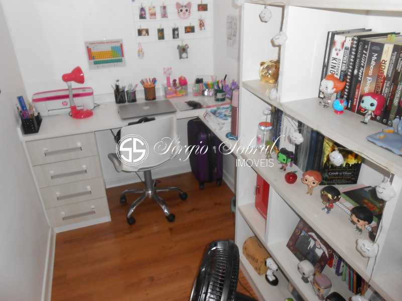0010 - Casa em Condomínio à venda Rua Capim Branco,Vila Valqueire, Rio de Janeiro - R$ 1.300.000 - SSCN50001 - 12