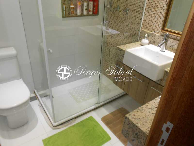 0015 - Casa em Condomínio à venda Rua Capim Branco,Vila Valqueire, Rio de Janeiro - R$ 1.300.000 - SSCN50001 - 16
