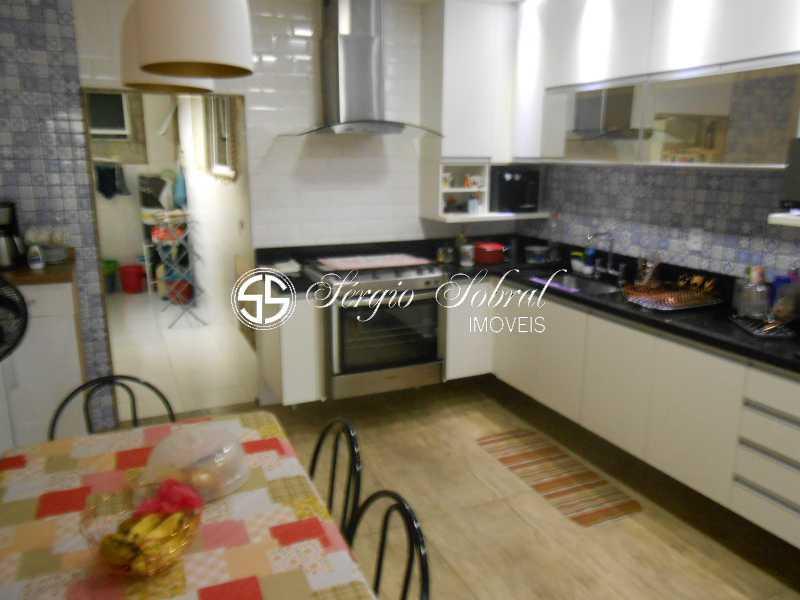 0016 - Casa em Condomínio à venda Rua Capim Branco,Vila Valqueire, Rio de Janeiro - R$ 1.300.000 - SSCN50001 - 17