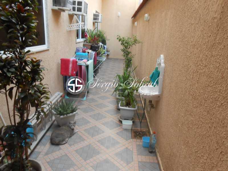 0018 - Casa em Condomínio à venda Rua Capim Branco,Vila Valqueire, Rio de Janeiro - R$ 1.300.000 - SSCN50001 - 19