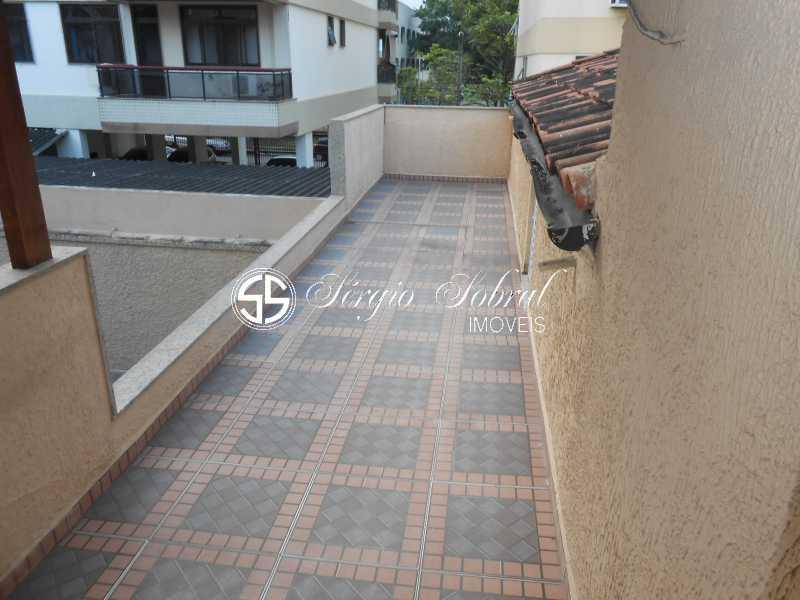 0019 - Casa em Condomínio à venda Rua Capim Branco,Vila Valqueire, Rio de Janeiro - R$ 1.300.000 - SSCN50001 - 20