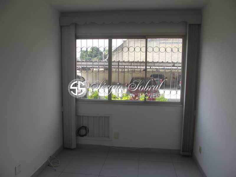 DSCF7802 - Apartamento para alugar Rua Pinto Teles,Praça Seca, Rio de Janeiro - R$ 930 - SSAP20005 - 1
