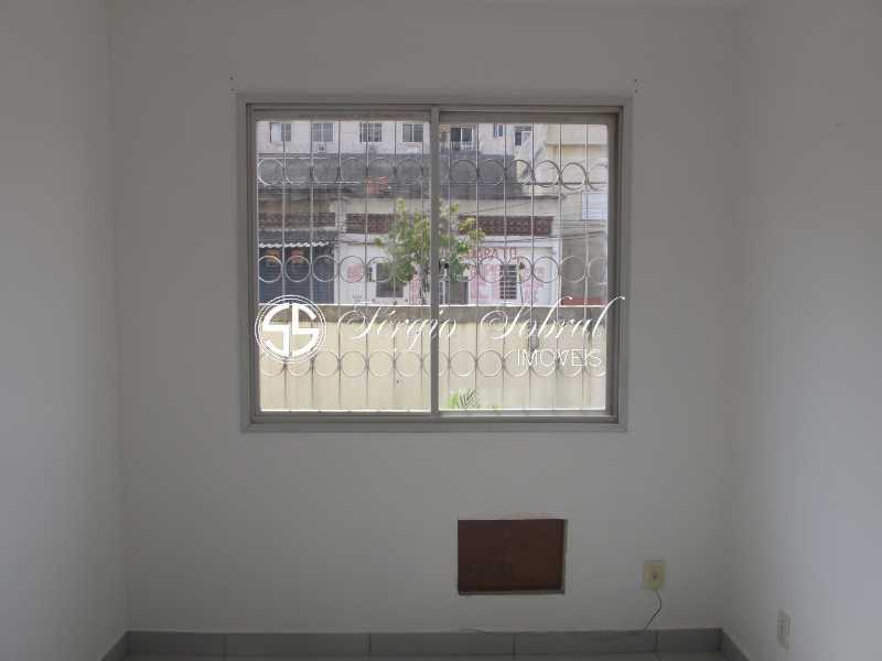 Foto 1 - Apartamento para alugar Rua Pinto Teles,Praça Seca, Rio de Janeiro - R$ 930 - SSAP20005 - 4