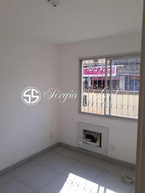 Foto 1 - Apartamento para alugar Rua Pinto Teles,Praça Seca, Rio de Janeiro - R$ 930 - SSAP20005 - 6