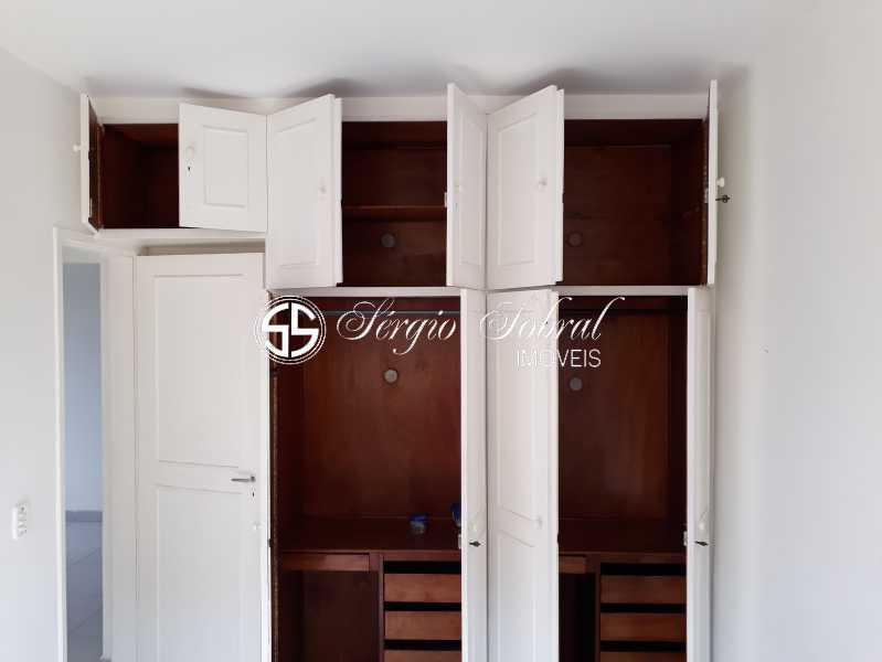 Foto 2 - Apartamento para alugar Rua Pinto Teles,Praça Seca, Rio de Janeiro - R$ 930 - SSAP20005 - 7