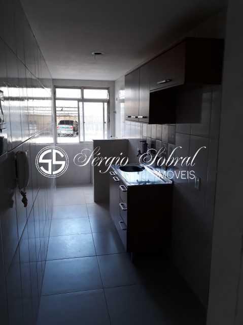 Foto 1 - Apartamento para alugar Rua Pinto Teles,Praça Seca, Rio de Janeiro - R$ 930 - SSAP20005 - 11