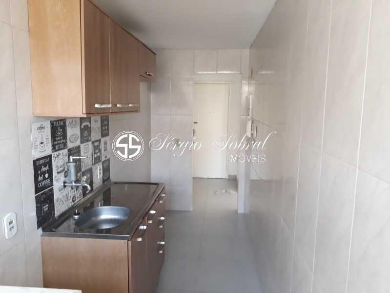 Foto 5 - Apartamento para alugar Rua Pinto Teles,Praça Seca, Rio de Janeiro - R$ 930 - SSAP20005 - 13