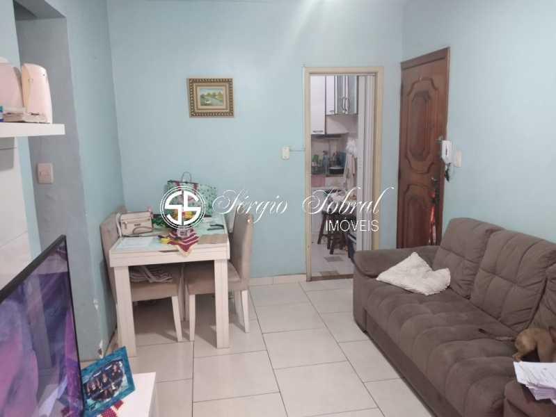 0001. - Apartamento à venda Rua Quiririm,Vila Valqueire, Rio de Janeiro - R$ 250.000 - SSAP20029 - 1