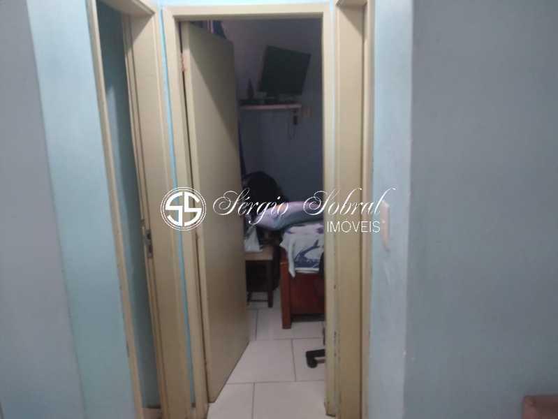 0002. - Apartamento à venda Rua Quiririm,Vila Valqueire, Rio de Janeiro - R$ 250.000 - SSAP20029 - 3